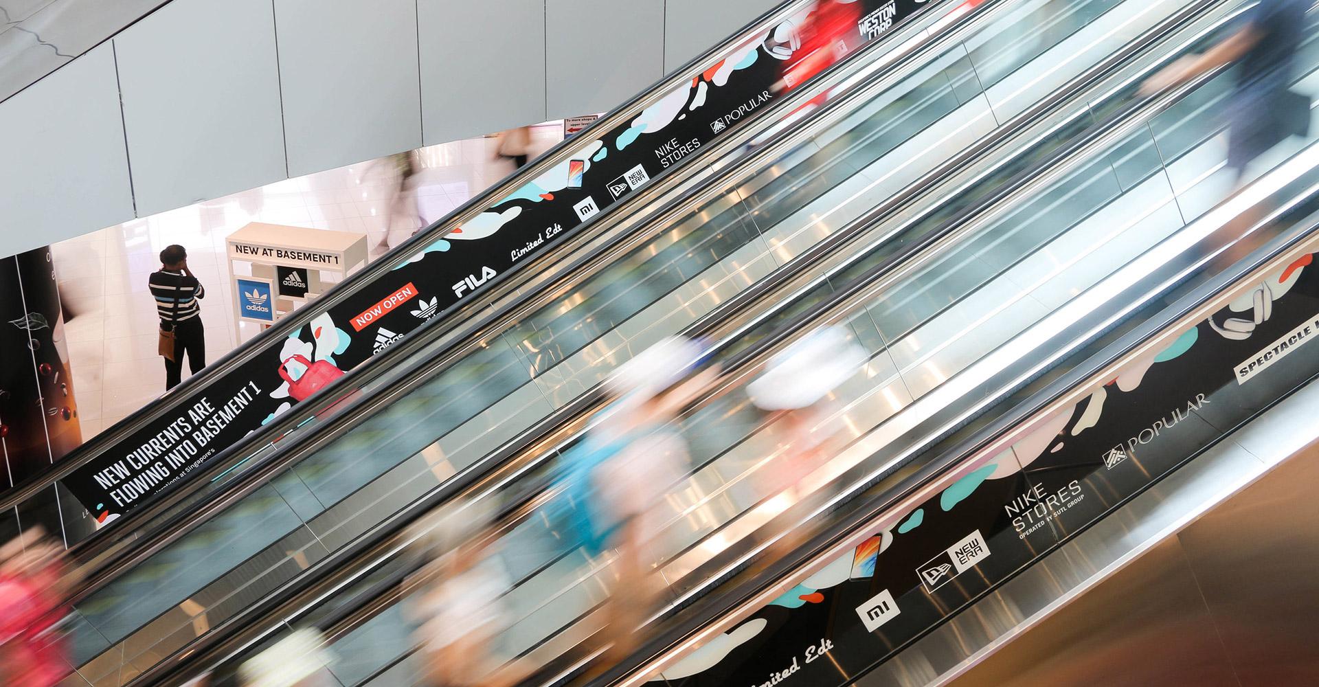vivo-escalators
