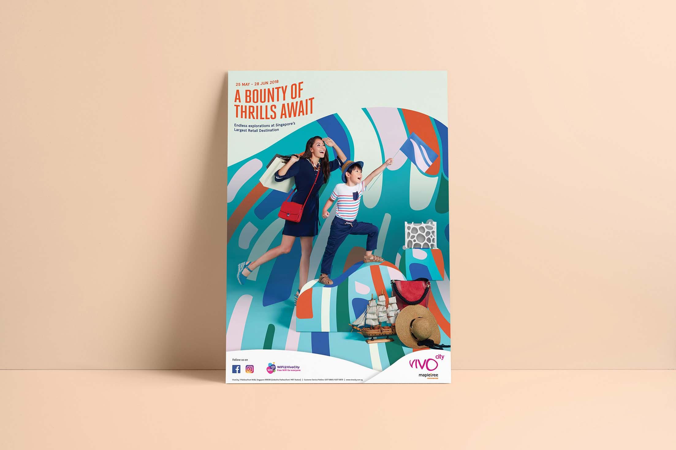 VivoCity Retail Campaigns