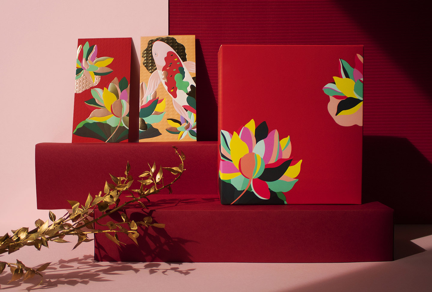 Global Private Bank: Chinese New Year Gift Set