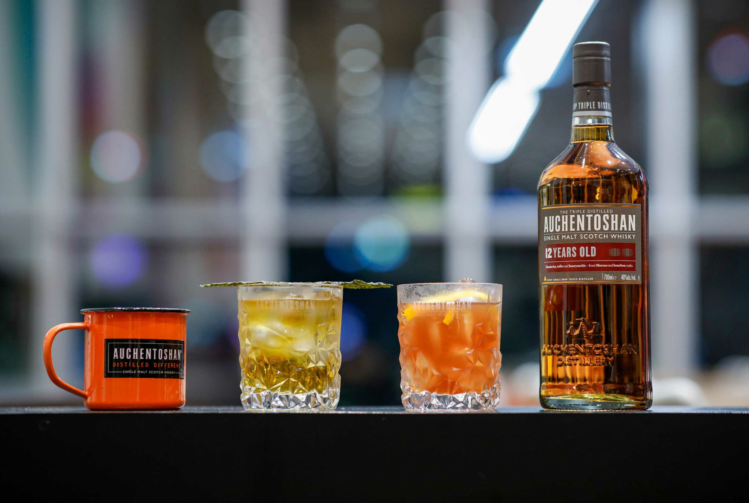 Designing Ultimate City  Experiences with Auchentoshan